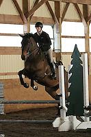 Paige West, Bonnie,Margie Gayford Clinic, Skyland Stables, Horse