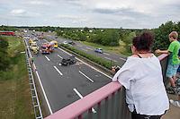 2016/06/11 Brandenburg | Verkehr | Autobahn 13 | Unfall