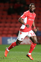 Igor Vetokele of Charlton Athletic during Charlton Athletic vs Burton Albion, Sky Bet EFL League 1 Football at The Valley on 12th March 2019