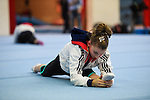 BG Media Day Lilleshall 15.10.15 . Open training session ahead of the World Championships in Glasgow.Kelly Simm