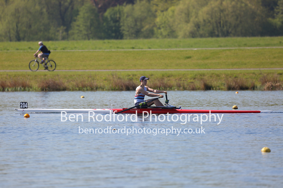 Race: 16  Event: J17 1x  Time Trial<br /> <br /> Junior Sculling Regatta 2018<br /> <br /> To purchase this photo, or to see pricing information for Prints and Downloads, click the blue 'Add to Cart' button at the top-right of the page.