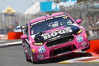 2016 Castrol EDGE Gold Coast 600. Rounds 3 and 4 of the Pirtek Enduro Cup. #17. Scott Pye (AUS) Tony D'Alberto (AUS). DJR Team Penske. Ford Falcon FGX.