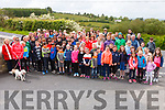 The Annual walk from Dromtrasna school Abbeyfeale to Killeenagh Holy Well took place last Sunday with a large crowd attending. Prayers were said by Canon Tony Mullins & Fr. Shoji . Afterwards all were treated to a very welcomed barbecue.