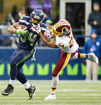 2017 NFL Seattle Seahawk vs. Washington Redskins