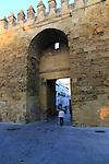 Old city west gate entrance, Puerta de Almodovar, Cordoba, Spain