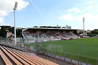 General view of the Main Stand at the Stade Francis Turcan, Martigues during Turkey Under-21 vs Scotland Under-21, Tournoi Maurice Revello Football at Stade Francis Turcan on 9th June 2018