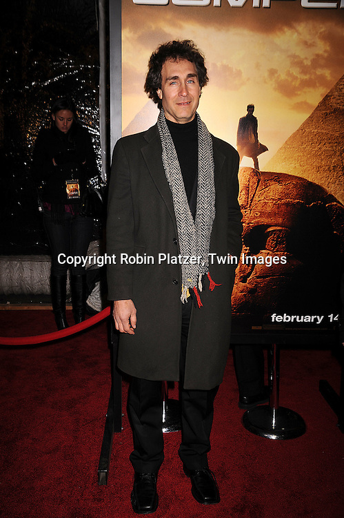 "Doug Liman, the director.arriving at The New York Premiere of ""Jumper"" on     February 11, 2008 at The Ziegfeld Theatre in New York City. the movie stars Hayden Christensen, Rachel Bilson, .AnnaSophia Robb, Jamie Bell,Michael Rooker, Teddy Dunn and Samuel L Jackson...Robin Platzer, Twin Images..212-935-0770"