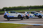 Alex Morgan & Ash Hand - SV Racing Renault Clio Cup UK
