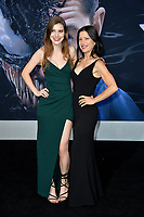 LOS ANGELES, CA. October 01, 2018: Joanna Marie Walsh &amp; Melora Walters at the world premiere for &quot;Venom&quot; at the Regency Village Theatre.<br /> Picture: Paul Smith/Featureflash
