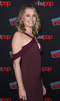 NEW YORK, NY - OCTOBER 6: Rebecca Romijn at the panel discussion for the new season of the CBS series Star Trek: Discovery during New York Comic Con 2018 at The Hulu Theater at Madison Square Garden in New York City on October 6, 2018. <br /> CAP/MPI/RW<br /> &copy;RW/MPI/Capital Pictures
