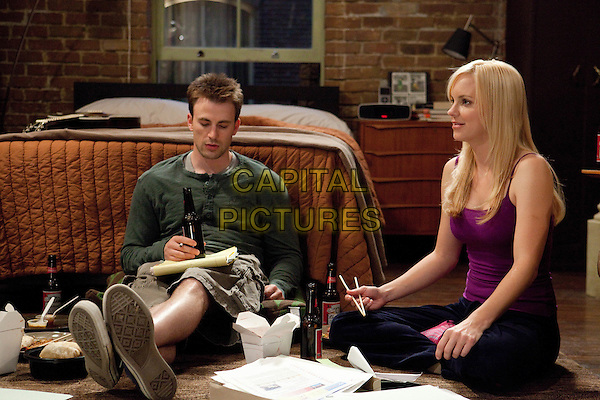 CHRIS EVANS & ANNA FARIS.in What's Your Number? .*Filmstill - Editorial Use Only*.CAP/PLF.Supplied by Capital Pictures.