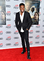 "LOS ANGELES, USA. November 20, 2019: Ron J. Rock at the gala screening for ""The Aeronauts"" as part of the AFI Fest 2019 at the TCL Chinese Theatre.<br /> Picture: Paul Smith/Featureflash"