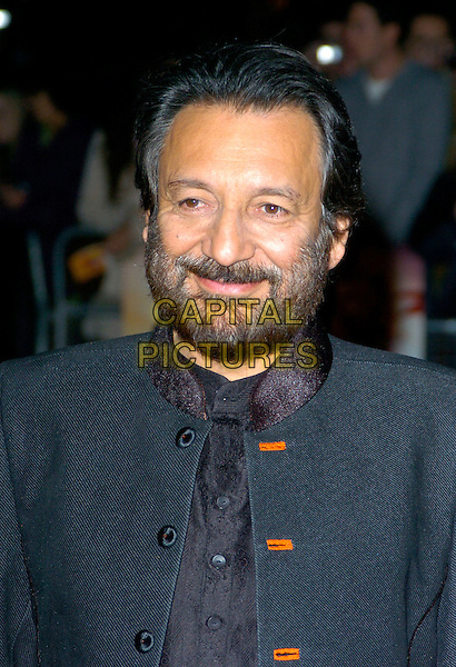 "SHAKHAR KAPUR.UK Premiere of ""Elizabeth - The Golden Age"" at the Odeon Leicester Square, London, England..October 23rd 2007.headshot portrait beard facial hair .CAP/CAN.©Can Nguyen/Capital Pictures"