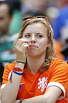Netherlands fans (NED), JUNE 29, 2014 - Football / Soccer : FIFA World Cup Brazil<br /> match between Netherlands and Mexico at the Castelao stadium in Fortaleza, Brazil. (Photo by AFLO)