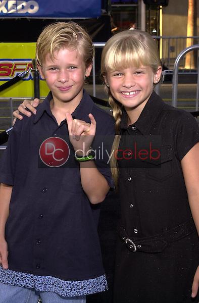 Cayden and Jenna Boyd