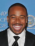 Columbus Short arriving at the 40th NAACP Image Awards held at the Shrine Auditorium Los Angeles, Ca. February 12, 2009. Fitzroy Barrett