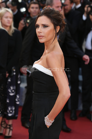 Victoria Beckham<br /> &quot;Cafe Society&quot; &amp; Opening Gala arrivals - The 69th Annual Cannes Film Festival, France on May 11, 2016.<br /> CAP/GOL<br /> &copy;GOL/Capital Pictures /MediaPunch ***NORTH AMERICA AND SOUTH AMERICA ONLY***