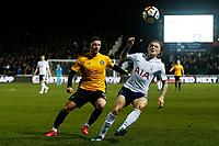 2018 01 27 FA Cup, Newport County v Tottenham Hotspur, Rodney Parade, Wales, UK