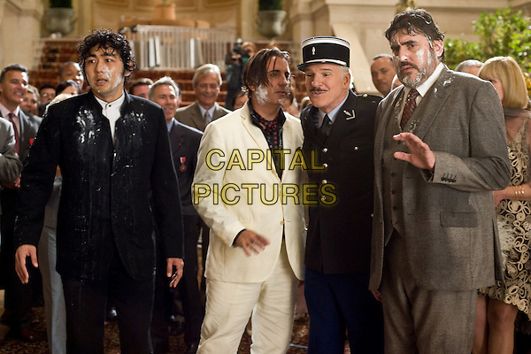 YUKI MATSUZAKI, ANDY GARCIA, STEVE MARTIN & ALFRED MOLINA.in The Pink Panther 2 .(The Next Pink Panther).(The Pink Panther Deux).*Filmstill - Editorial Use Only*.CAP/FB.Supplied by Capital Pictures.