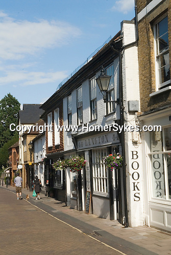 Twickenham Middlesex. UK .  Church street.