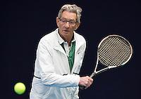 Hilversum, The Netherlands, March 09, 2016,  Tulip Tennis Center, NOVK,  Hans Reisgeld (NED) <br /> Photo: Tennisimages/Henk Koster