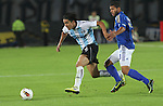 De local millonarios lo dio vuelta y le ganó 3-1 a Gremio para avanzar en la Copa Sudamericana