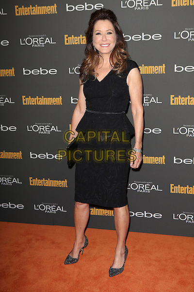 Mary McDonnell<br /> 2013 Entertainment Weekly Pre-Emmy Party held at Fig &amp; Olive Melrose Place, West Hollywood, California, USA, <br /> 20th September 2013.<br /> full length black dress peplum <br /> CAP/ADM/MPI<br /> &copy;MediaPunch Inc./AdMedia/Capital Pictures