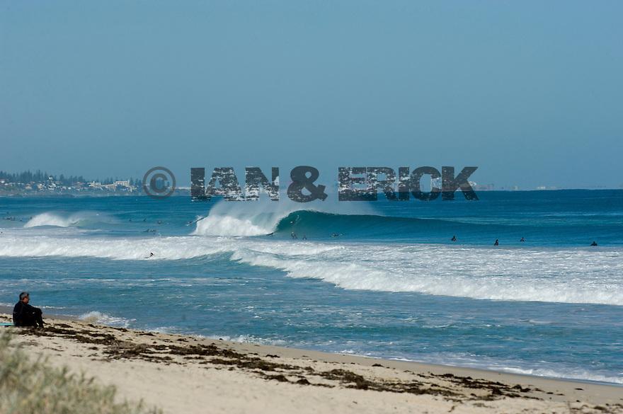 Scarborough Beach in Western Australia