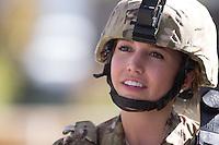 ARMY WOMEN IN UNIFORM MODEL RELEASED