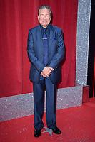 John Middleton<br /> arriving for the British Soap Awards 2018 at the Hackney Empire, London<br /> <br /> ©Ash Knotek  D3405  02/06/2018