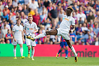 Swansea City's Tammy Abraham in action        <br /> <br /> <br /> Photographer Craig Mercer/CameraSport<br /> <br /> The Premier League - Crystal Palace v Swansea City - Saturday 26th August 2017 - Selhurst Park - London<br /> <br /> World Copyright &copy; 2017 CameraSport. All rights reserved. 43 Linden Ave. Countesthorpe. Leicester. England. LE8 5PG - Tel: +44 (0) 116 277 4147 - admin@camerasport.com - www.camerasport.com