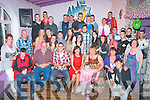 Eoin and Niamh O'Carroll,Shanakil,Tralee(seated centre)celebrated their 21st and 18th birthday's respectively last Saturday night in the Greyhound bar,Tralee with a cracking party of family and friends.