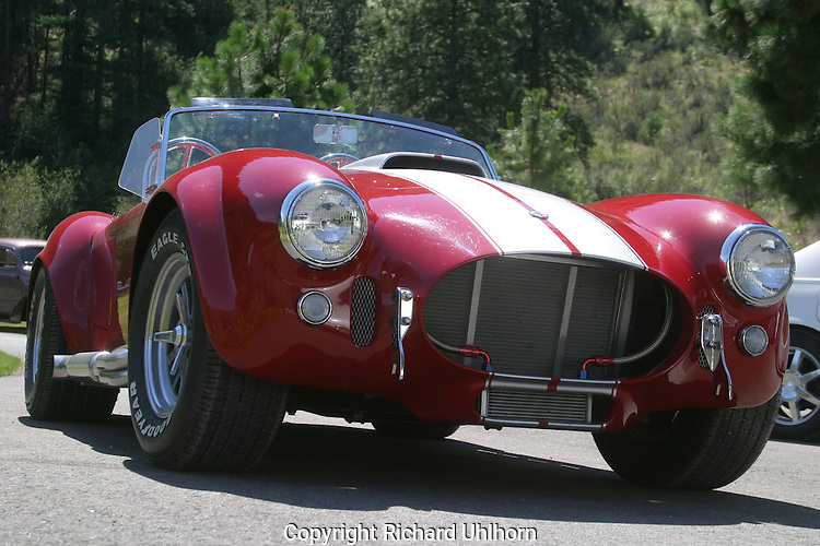 The 1966 427 Shelby Cobra is one of the most iconic automobiles every manufactured. This original car is in exceptional shape.