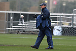 06 December 2009: UNC assistant coach Bill Palladino. The University of North Carolina Tar Heels defeated the Stanford University Cardinal 1-0 at Aggie Soccer Stadium in College Station, Texas in the NCAA Division I Women's College Cup Championship game.