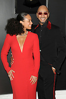 LOS ANGELES - FEB 10:  Alicia Keys, Swizz Beatz at the 61st Grammy Awards at the Staples Center on February 10, 2019 in Los Angeles, CA