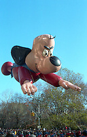 Underdog Thanksgiving Parade Float by <br />