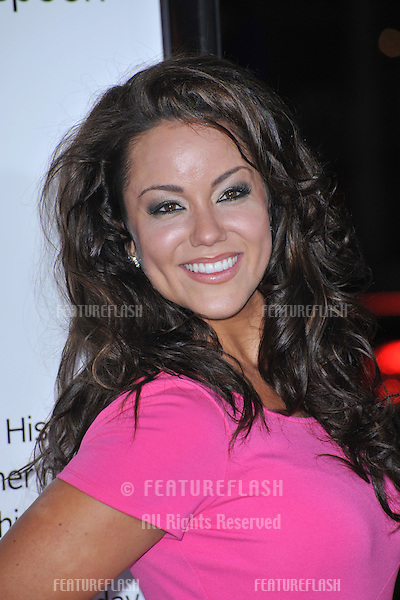 "Katy Mixon at the world premiere of her new movie ""Four Christmases"" at Grauman's Chinese Theatre, Hollywood..November 20, 2008  Los Angeles, CA.Picture: Paul Smith / Featureflash"