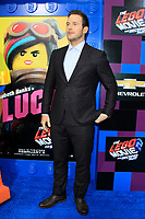"""LOS ANGELES - FEB 2:  Chris Pratt at """"The Lego Movie 2: The Second Part"""" Premiere at the Village Theater on February 2, 2019 in Westwood, CA"""
