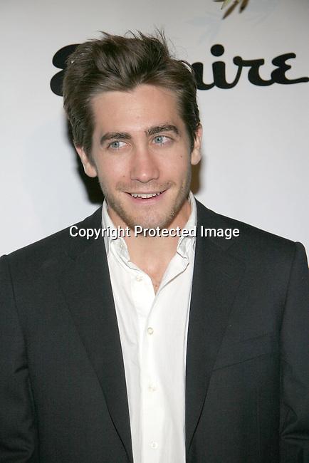 Jake Gyllenhaal<br />Oceana's 2004 Partners Awards Gala<br />Esquire House<br />Beverly Hills, CA, USA<br />Thursday, November 11, 2004<br />Photo By Celebrityvibe.com/Photovibe.com,<br />New York, USA, Phone 212 410 5354, <br />email:sales@celebrityvibe.com