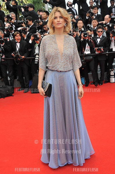 Alice Taglioni at the gala premiere of &quot;Grace of Monaco&quot; at the 67th Festival de Cannes.<br /> May 14, 2014  Cannes, France<br /> Picture: Paul Smith / Featureflash