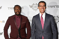 will.i.am, Eric Garcetti<br /> at the Annual Trans4m Benefit Concert, Avalon, Hollywood, CA 01-23-14<br /> David Edwards/Dailyceleb.com 818-249-4998