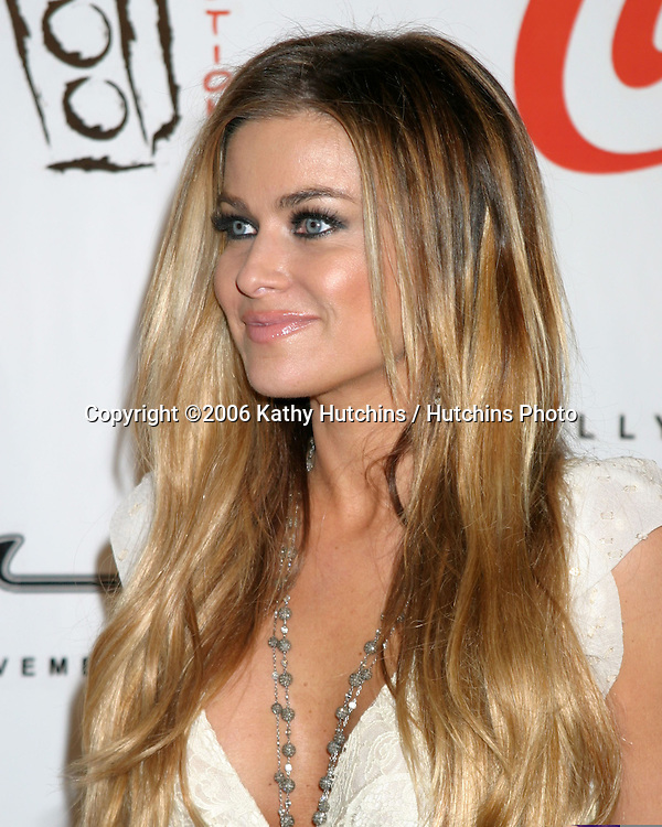 Carmen Electra.Gridlock New Year's Eve Party.Paramount Studios Backlot.Los Angeles, CA.December 31, 2006.©2006 Kathy Hutchins / Hutchins Photo....