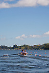Rowing, Canada, Canadian Men's Lightweight Four, Timothy Meyers, Morgan Jarvis, Terrence McKall, Mike Lewis, stroke, 2010 FISA World Rowing Championships, Lake Karapiro, Hamilton, New Zealand, Heat, Monday 1 November,