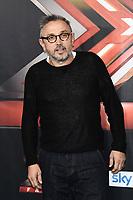 Bruno Barbieri<br /> Milano 13-12-2018 <br /> Photocall Ospiti Finale TV X Factor 2018 <br /> Foto Daniele Buffa / Image / Insidefoto