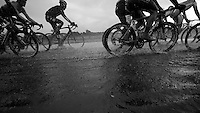 rained a bit in Scotland<br /> <br /> 2013 Tour of Britain<br /> stage 1: Peebles - Drumlanrig Castle, 209km