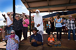 Crowds watching a Batonbearer carrying the Baton as the Queen's Baton Relay visited Atherton In the host state of Queensland the Queen's Baton will visit 83 communities from Saturday 3 March to Wednesday 4 April 2018. As the Queen's Baton Relay travels the length and breadth of Australia, it will not just pass through, but spend quality time in each community it visits, calling into hundreds of local schools and community celebrations in every state and territory. The Gold Coast 2018 Commonwealth Games (GC2018) Queen's Baton Relay is the longest and most accessible in history, travelling through the Commonwealth for 388 days and 230,000 kilometres. After spending 100 days being carried by approximately 3,800 batonbearers in Australia, the Queen's Baton journey will finish at the GC2018 Opening Ceremony on the Gold Coast on 4 April 2018.