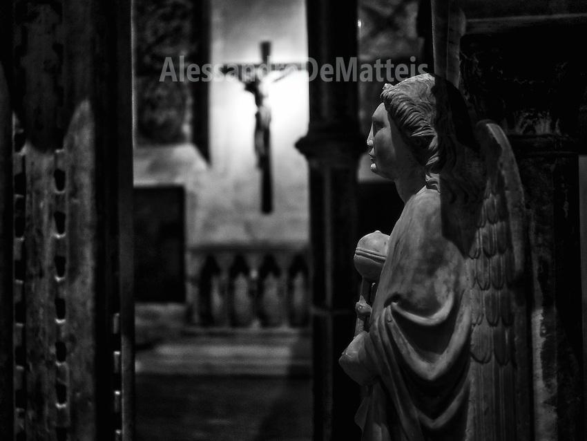 Napoli - Dicembre 2014 - Basilica di Santa Chiara