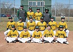 4-3-19, Huron High School freshman baseball team