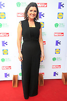 03/06/2014  <br />  Collette Fitzpatrick<br /> during the Pride of Ireland awards at the Mansion House, Dublin.<br /> Photo: Gareth Chaney Collins