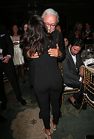 BEVERLY HILLS, CA - OCTOBER 12: ***HOUSE COVERAGE***  Eva Longoria and Edward James Olmos at the Eva Longoria Foundation Gala at The Four Seasons Beverly Hills in Beverly Hills, California on October 12, 2017. Credit: Faye Sadou/MediaPunch